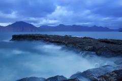 Dänemark,Färöer Inseln,Eysturoy,Felsenkueste bei Gjógv,Denmark, Faroe Islands, Eysturoy, rocky coast at Gjógv